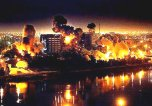2003 iraq                     invasion - shock + awe