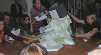 Sevastopol vote counting- Reno Dominico